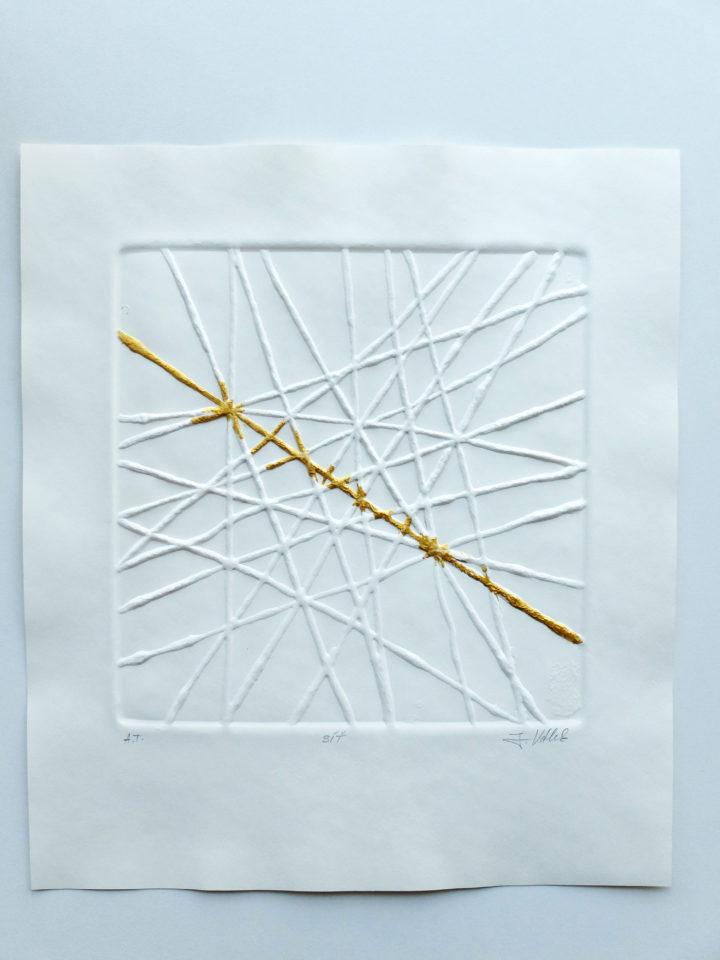 síť, 33x35 cm